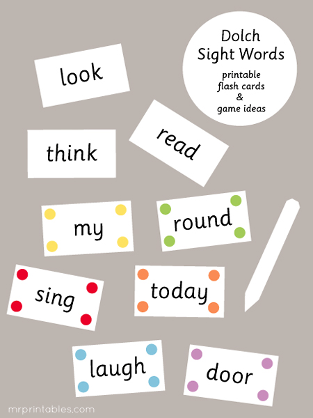 searches sight printable word printable cards, resources word word sight phrases They include .